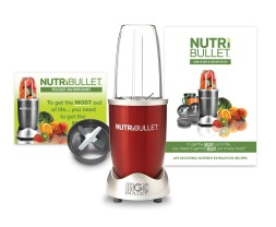 Nutribullet crveni ekstraktor hranjivih sastojaka