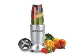Nutribullet srebreni ekstraktor hranjivih sastojaka