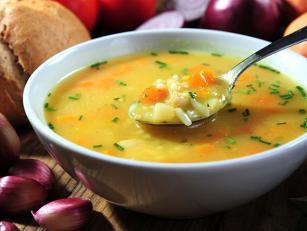Proljetna supa