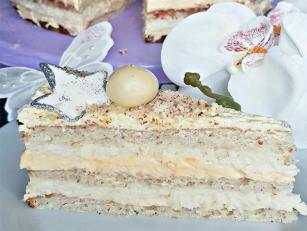 Torta od bijele čokolade