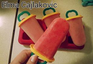 Voćni Deilmano sladoled