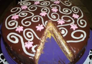 Čoko-Bronhi torta