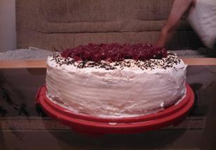 Delimano torta sa višnjama
