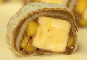 Banana suši