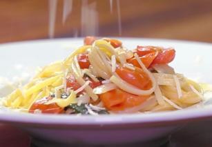 Tjestenina s povrćem na italijanski način