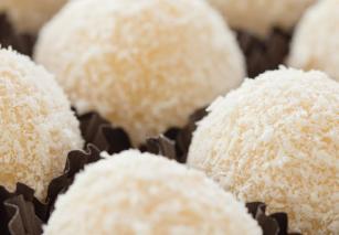 BEIJINHO DE COCO - Kokos kuglice