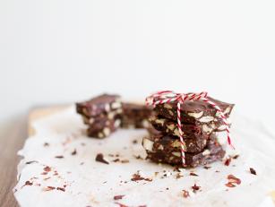 Pločice od čokolade i sjemenki