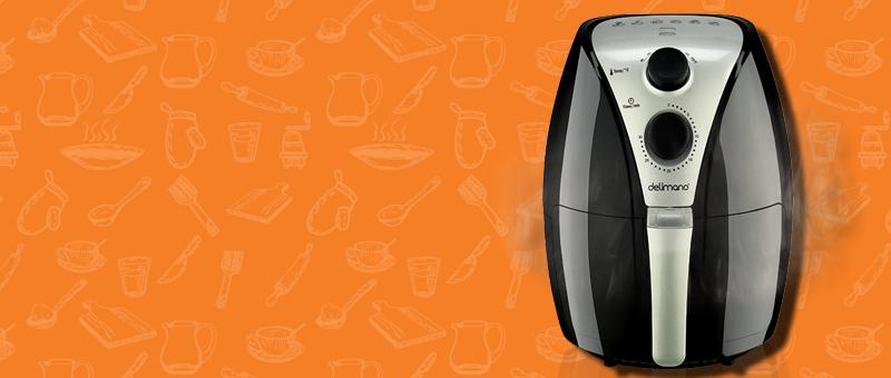 Air Fryer - aparat za prženje na vruć zrak!