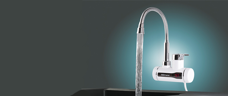 Najprodavaniji model česme za brzo zagrijavanje vode!
