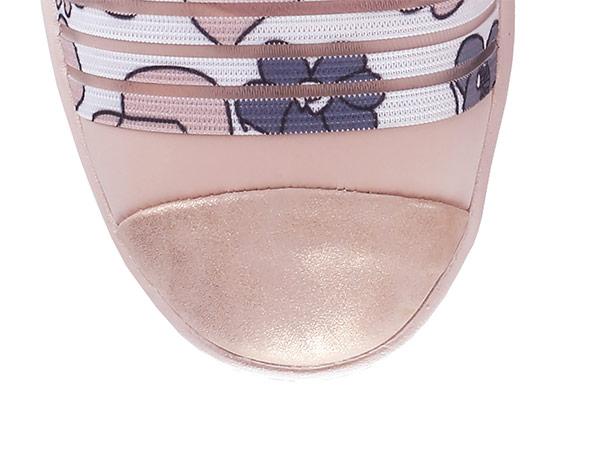 Walkmaxx Comfort Ballerinas Stripe
