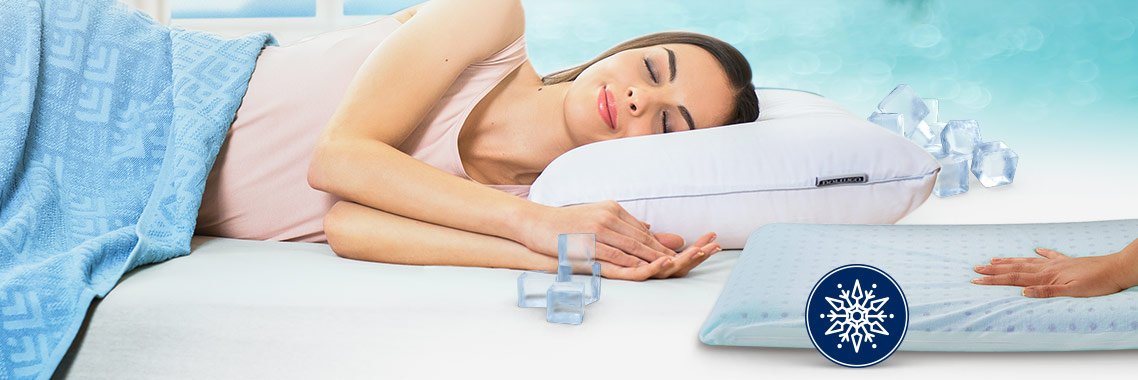 Dormeo 2in1 Cooling Pillow