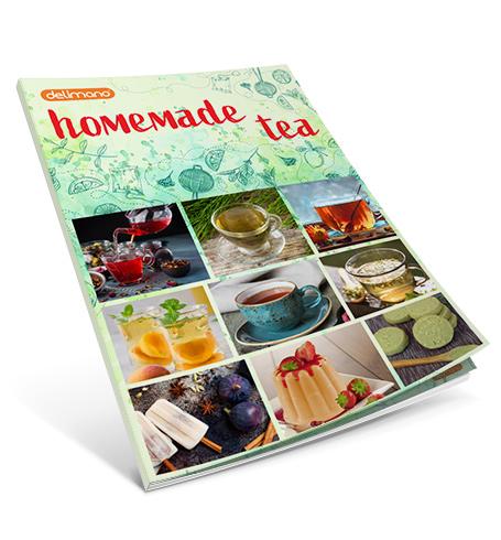 Domaći čaj e-knjiga recepata