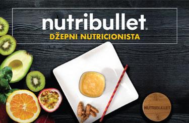Nutribullet® džepni nutricionista